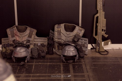 Starship Troopers Gear