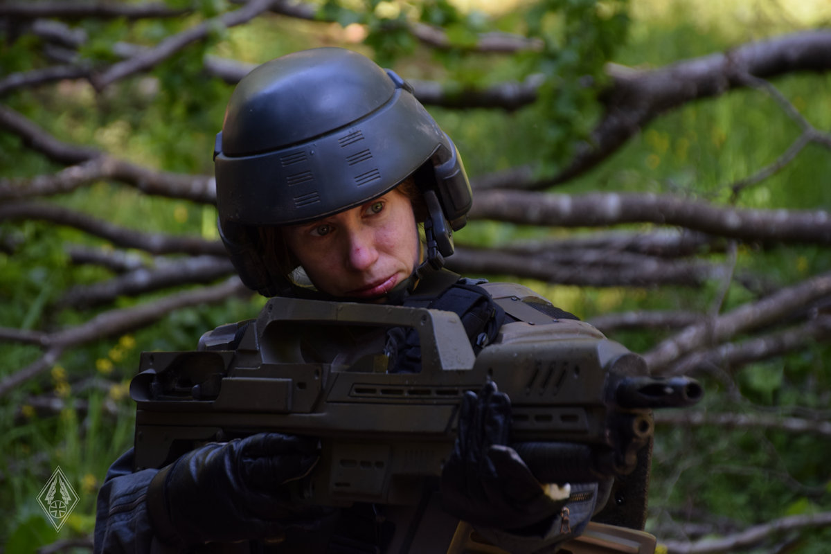 starship troopers german division trooper